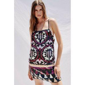 Dresses & Skirts - New Free People Liza Mini Dress Size Small